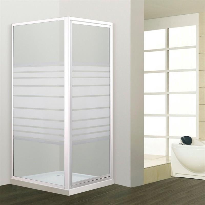 pare douche kinespace duo salle de bain pares douches sanit 39 air. Black Bedroom Furniture Sets. Home Design Ideas