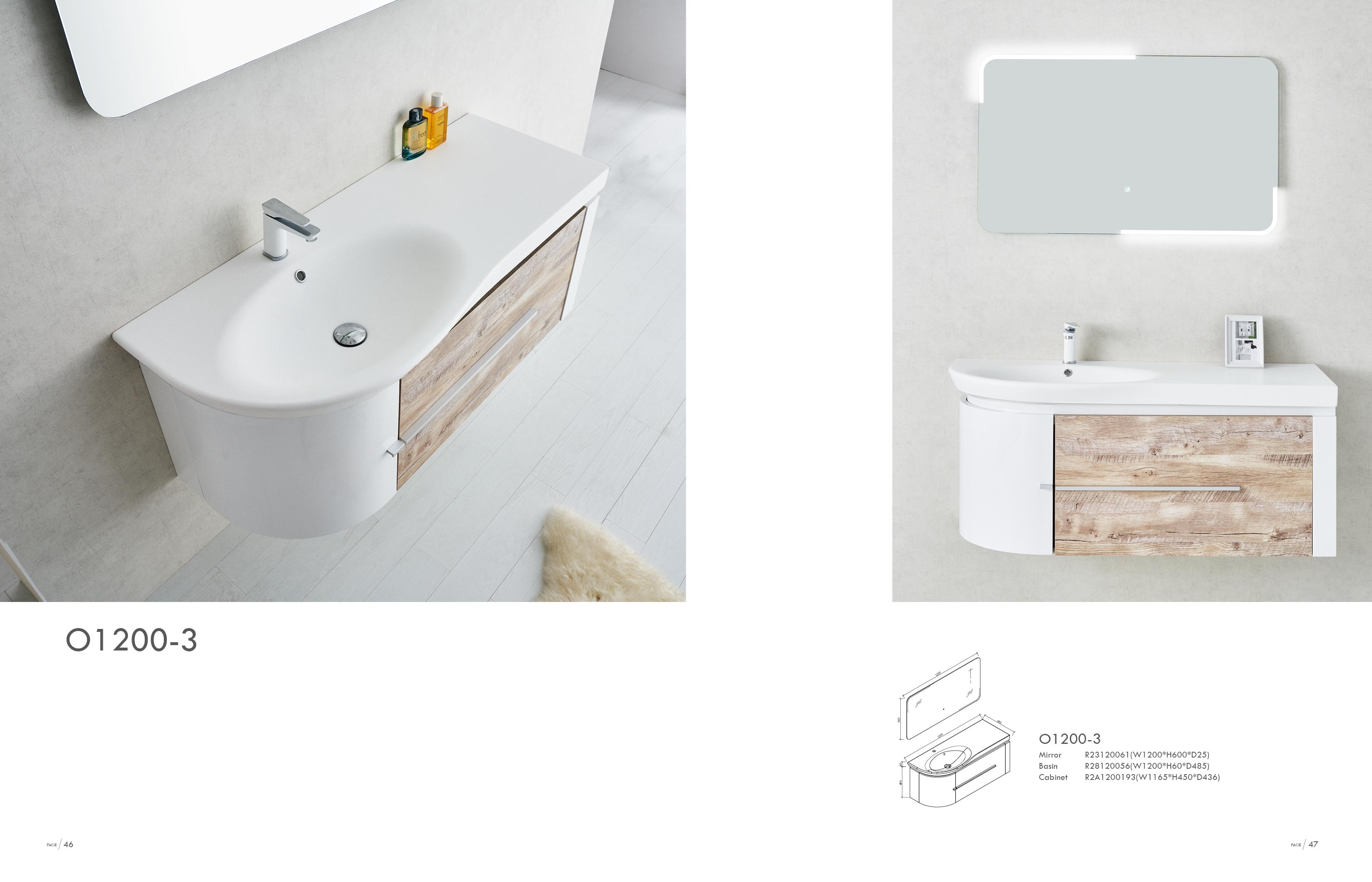 Meuble Salle De Bain Huy ~ meuble o 1200 3 salle de bain meubles sanit air